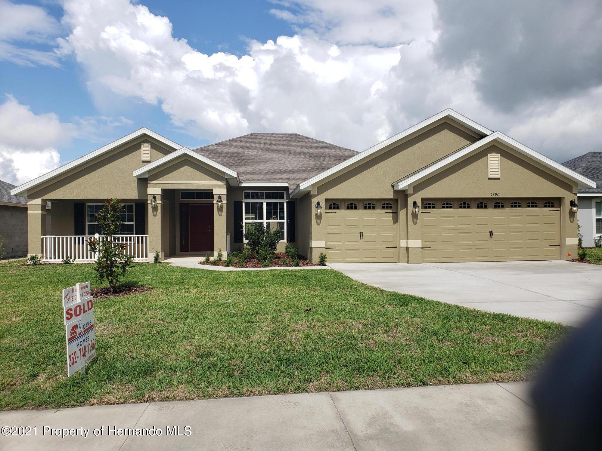 Listing Details for 18305 Rivard Boulevard, Brooksville, FL 34604