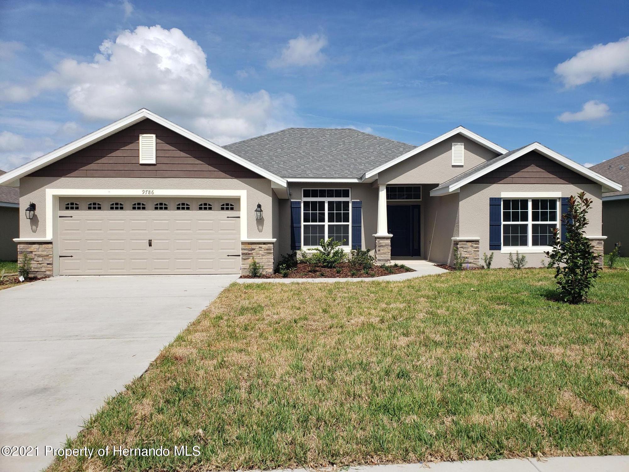 Listing Details for 18277 Rivard Boulevard, Brooksville, FL 34604