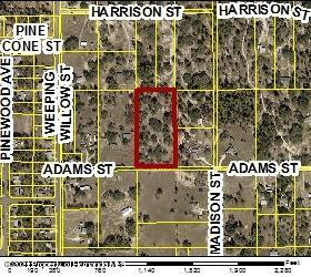 Listing Details for 0 Adams, Brooksville, FL 34613