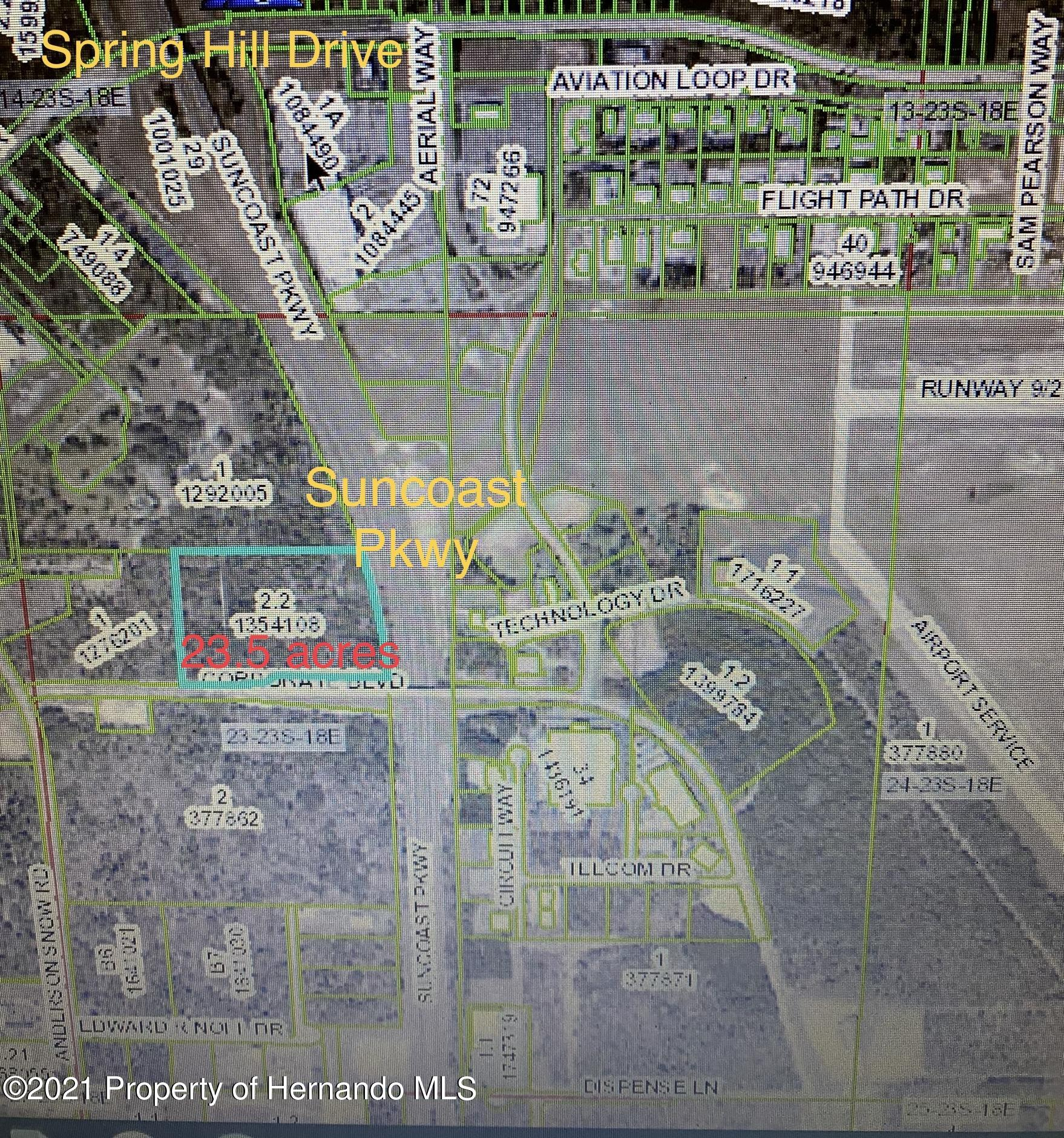 Listing Details for 0 Corporate Boulevard, Spring Hill, FL 34609