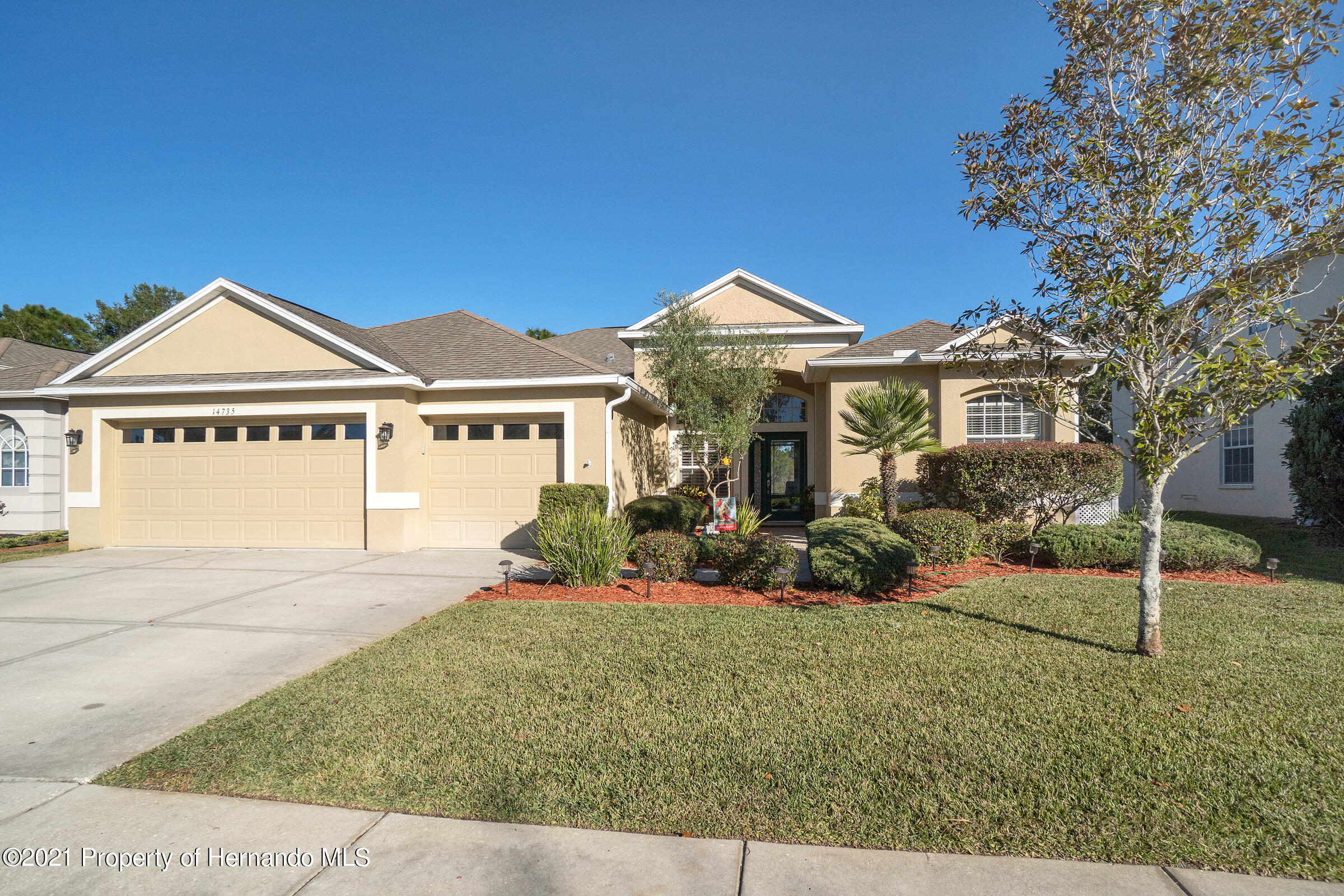Details for 14735 Edgemere Drive, Spring Hill, FL 34609