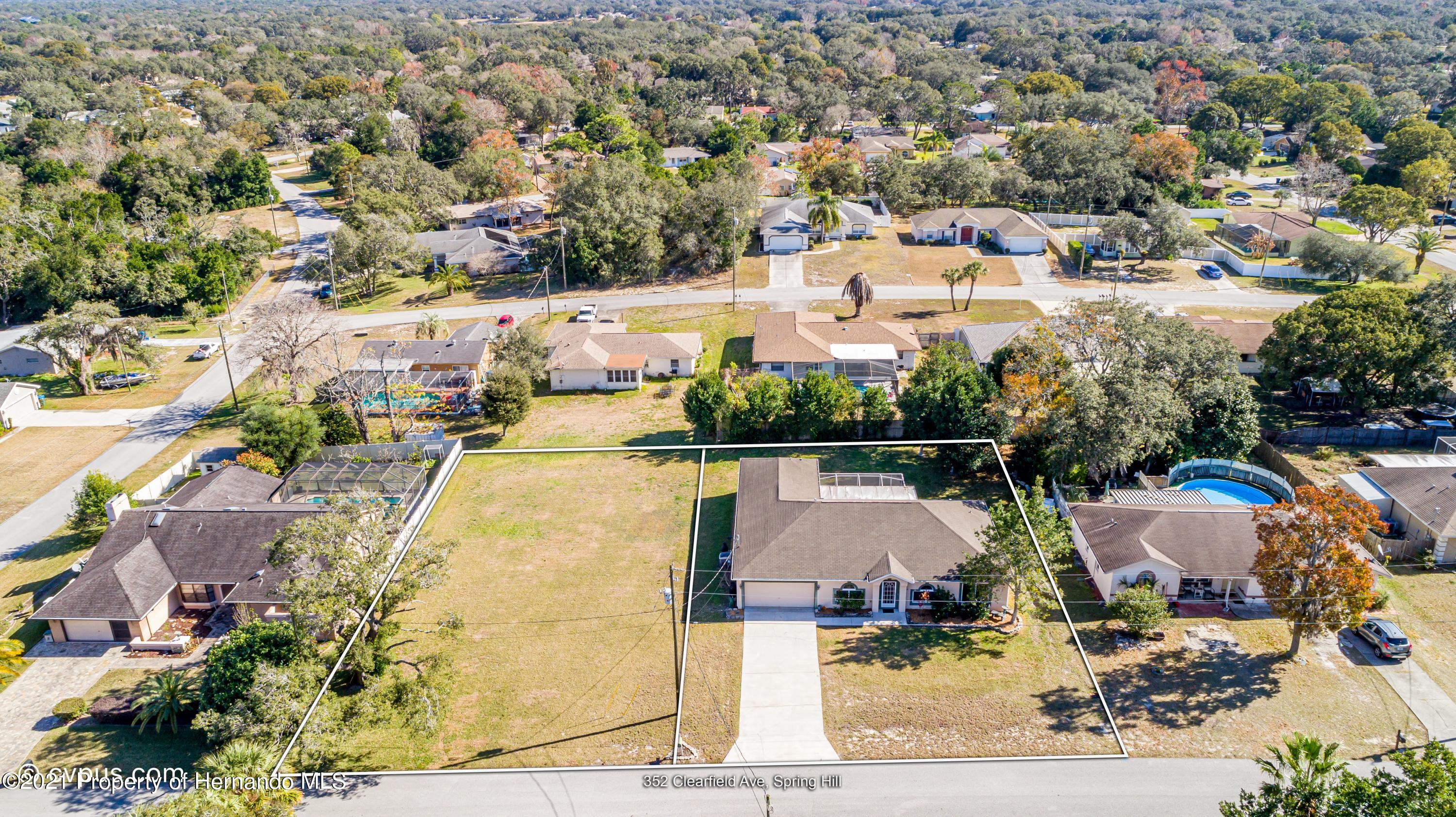 Details for 352 Clearfield Avenue, Spring Hill, FL 34606