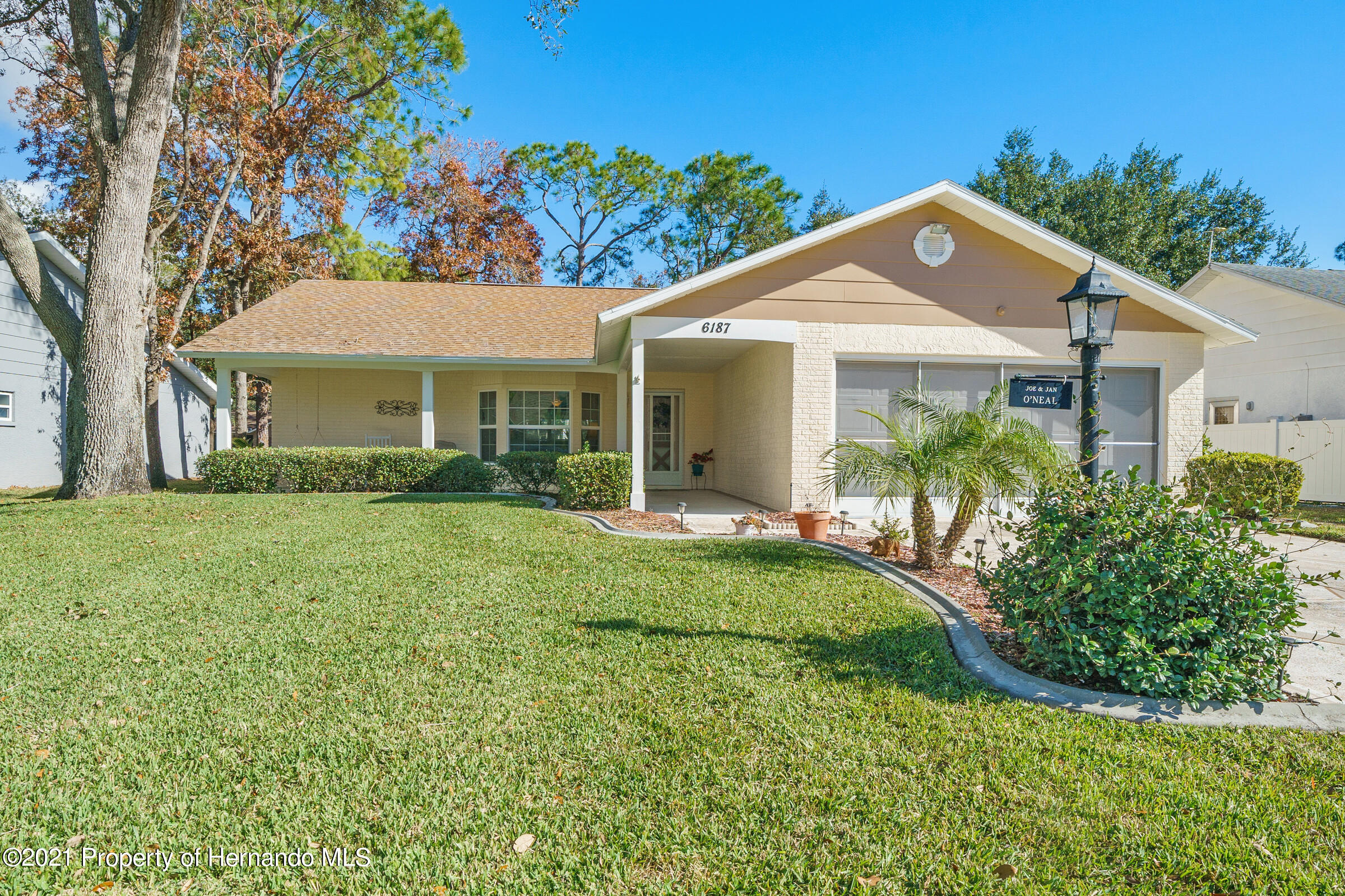 Details for 6187 Ocean Pines Lane, Spring Hill, FL 34606