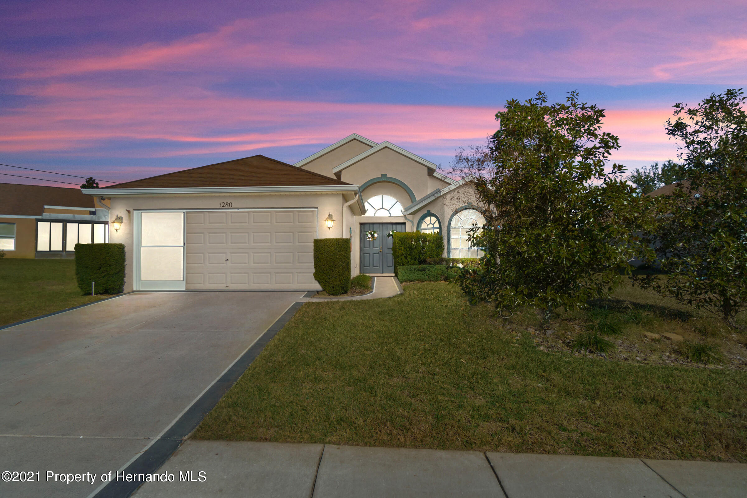 Details for 1280 Springfield Drive, Spring Hill, FL 34609
