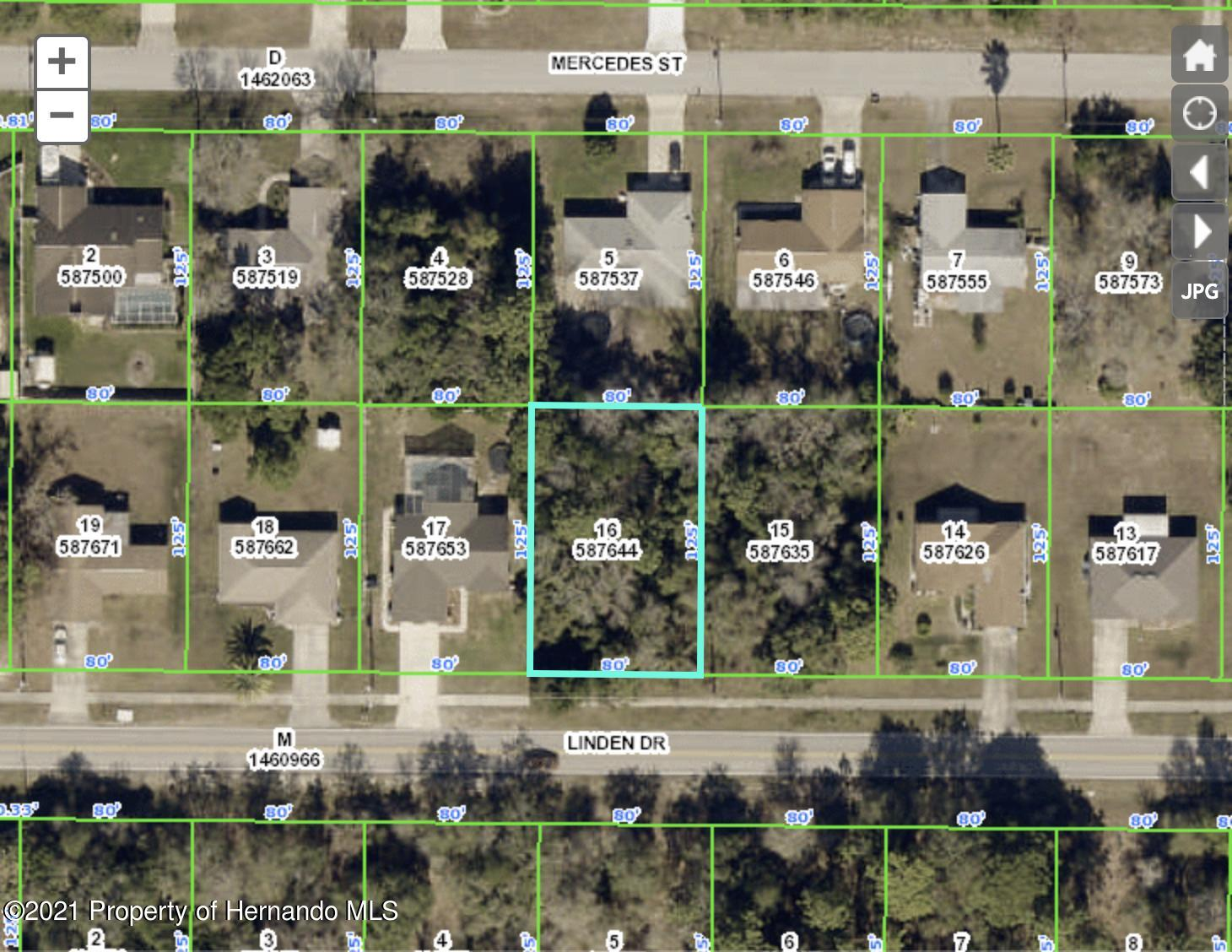 Details for 00 Linden Drive, Spring Hill, FL 34609