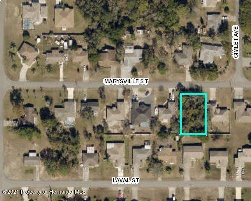 Listing Details for 00 Marysville Street, Spring Hill, FL 34608
