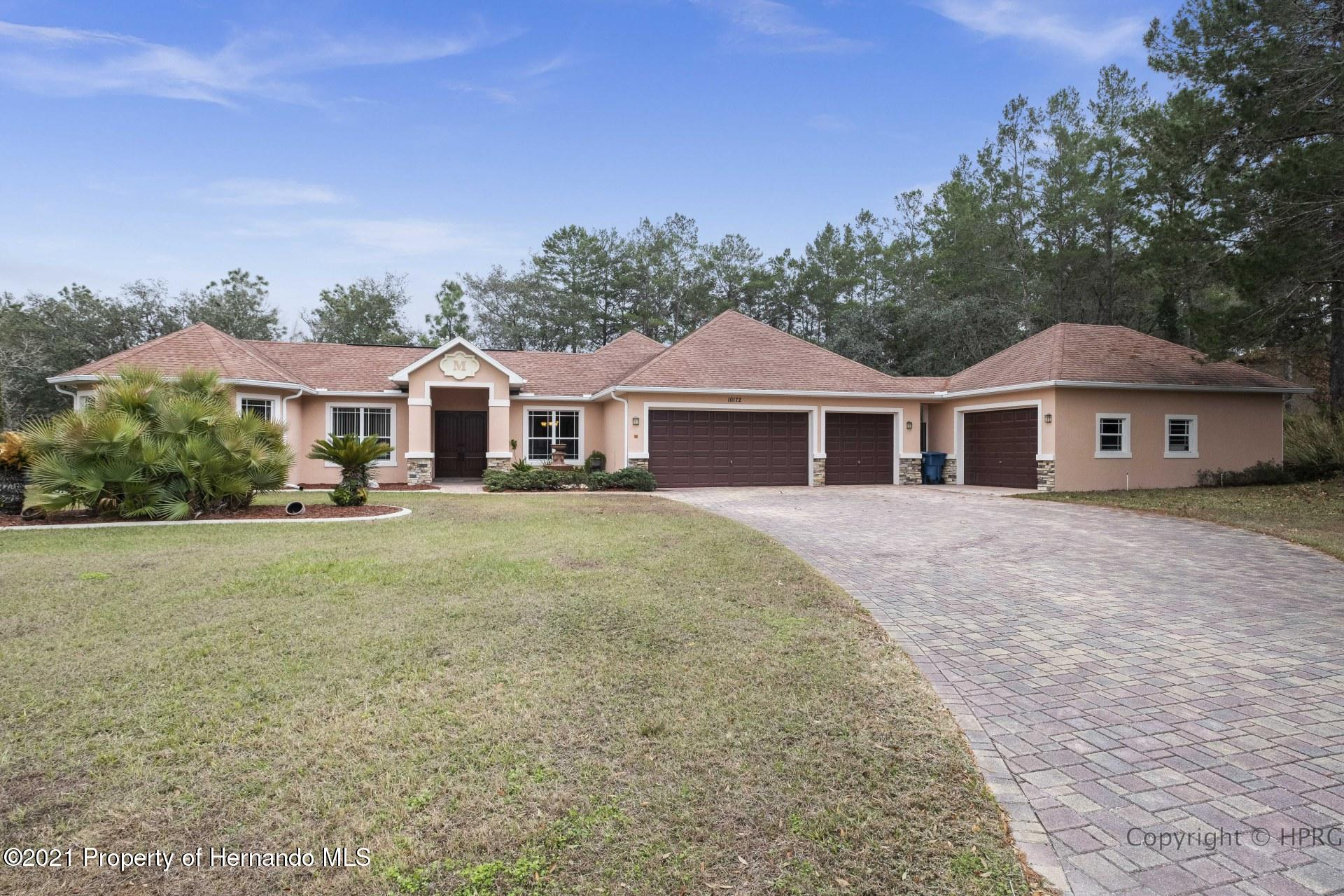 Details for 10172 Hernando Ridge Road, Spring Hill, FL 34613