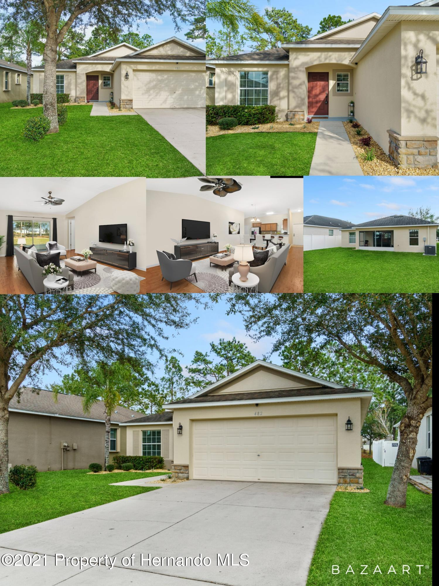 Details for 482 Winthrop Drive, Spring Hill, FL 34609