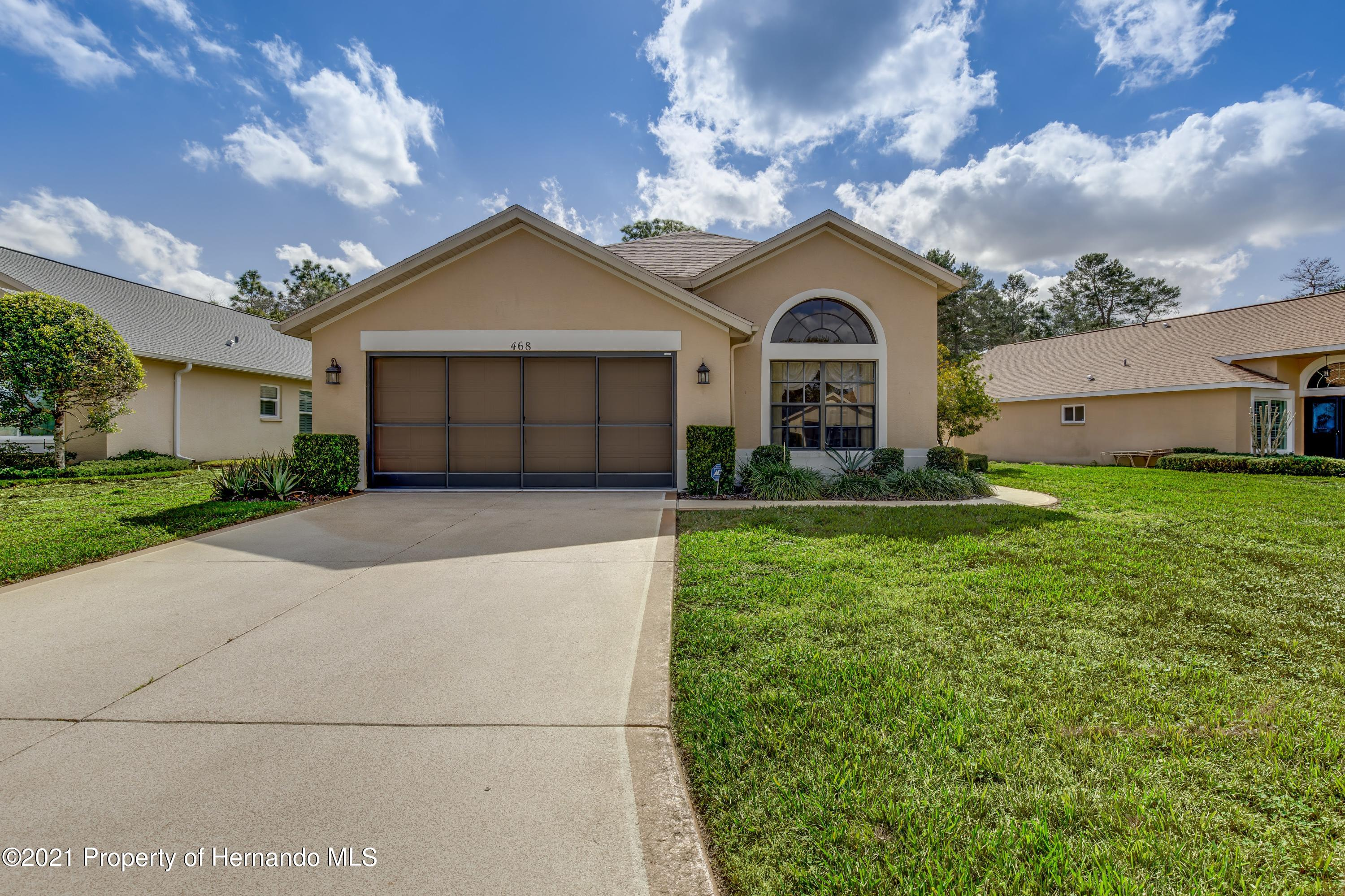 Details for 468 Wedgefield Drive, Spring Hill, FL 34609