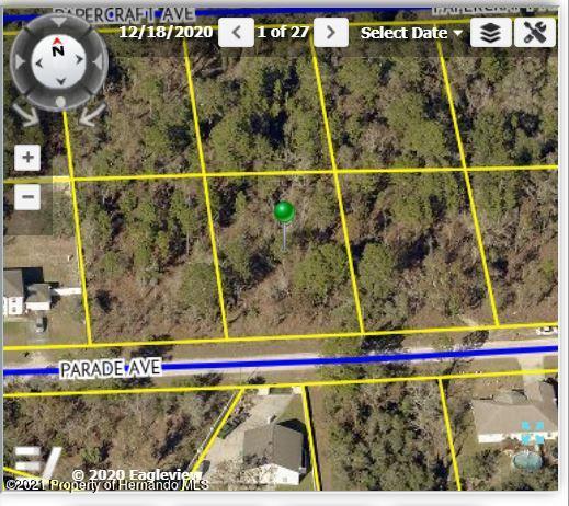 Listing Details for 13009 Parade Avenue, Brooksville, FL 34614
