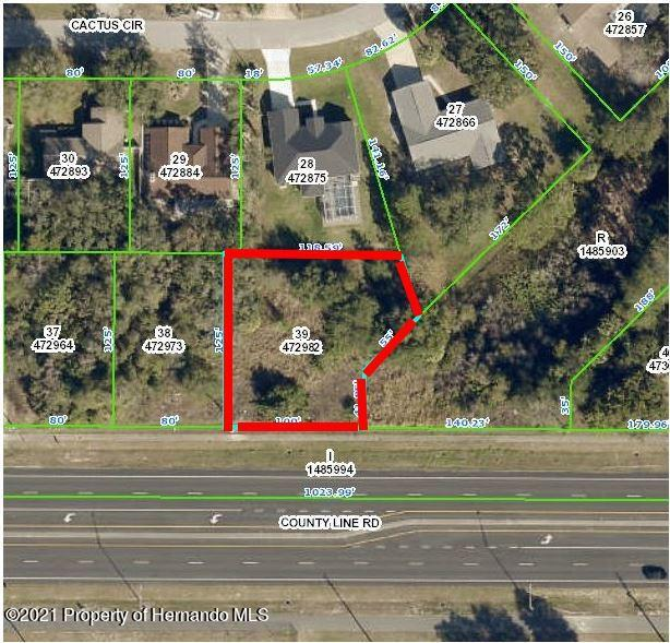 Details for 0 County Line Road, Spring Hill, FL 34606