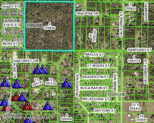 Listing Details for 0000 Dracena Drive, Spring Hill, FL 34604