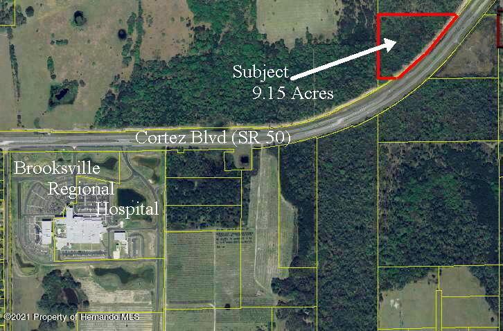 Details for 00000 Cortez Blvd Sr50 Near Hospital, Brooksville, FL 34601