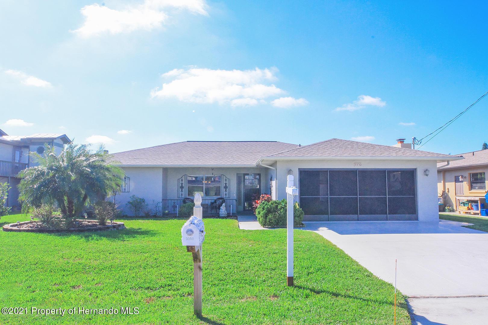 Details for 3350 Minnow Creek Drive, Hernando Beach, FL 34607