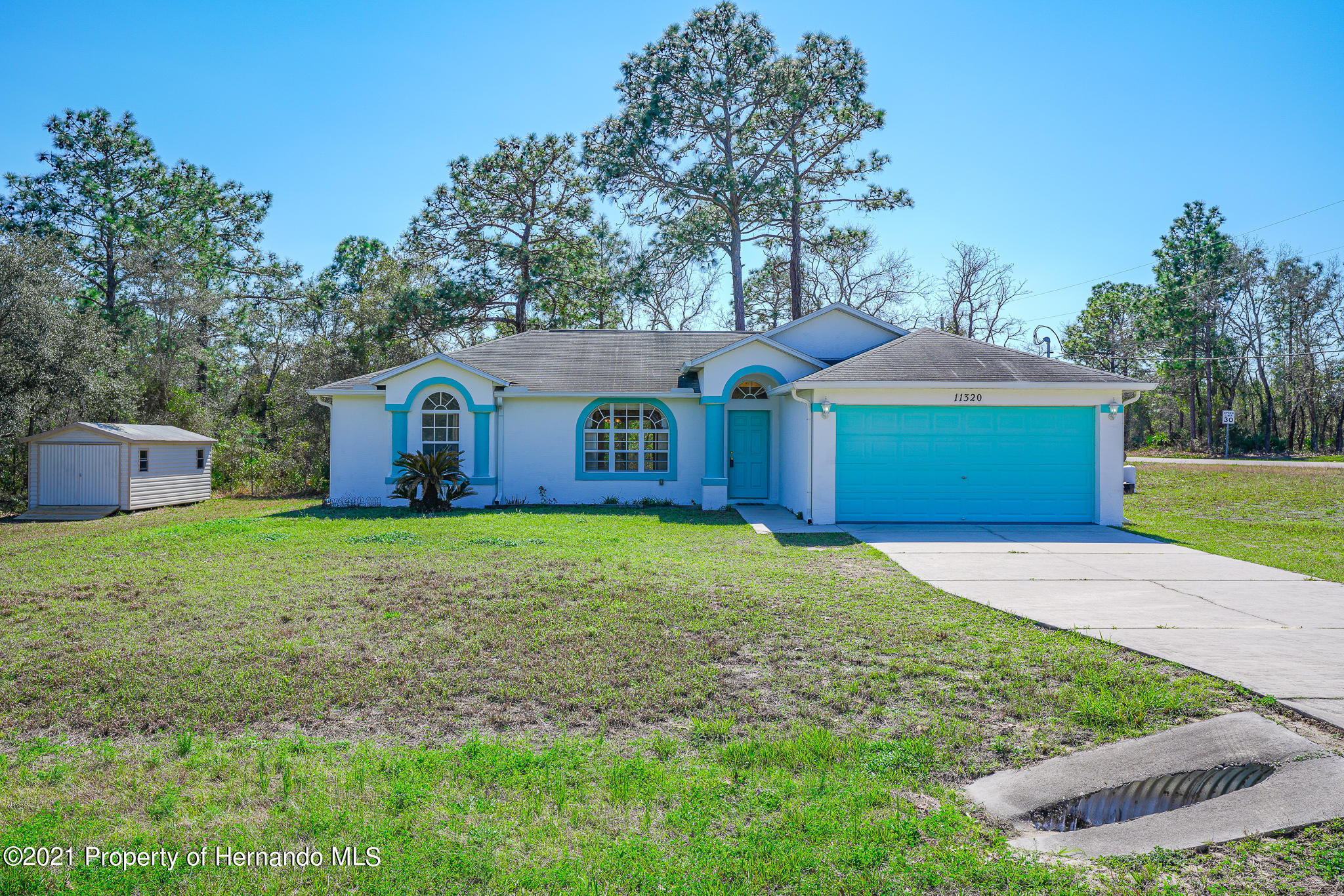 Details for 11320 Centralia Road, Weeki Wachee, FL 34614