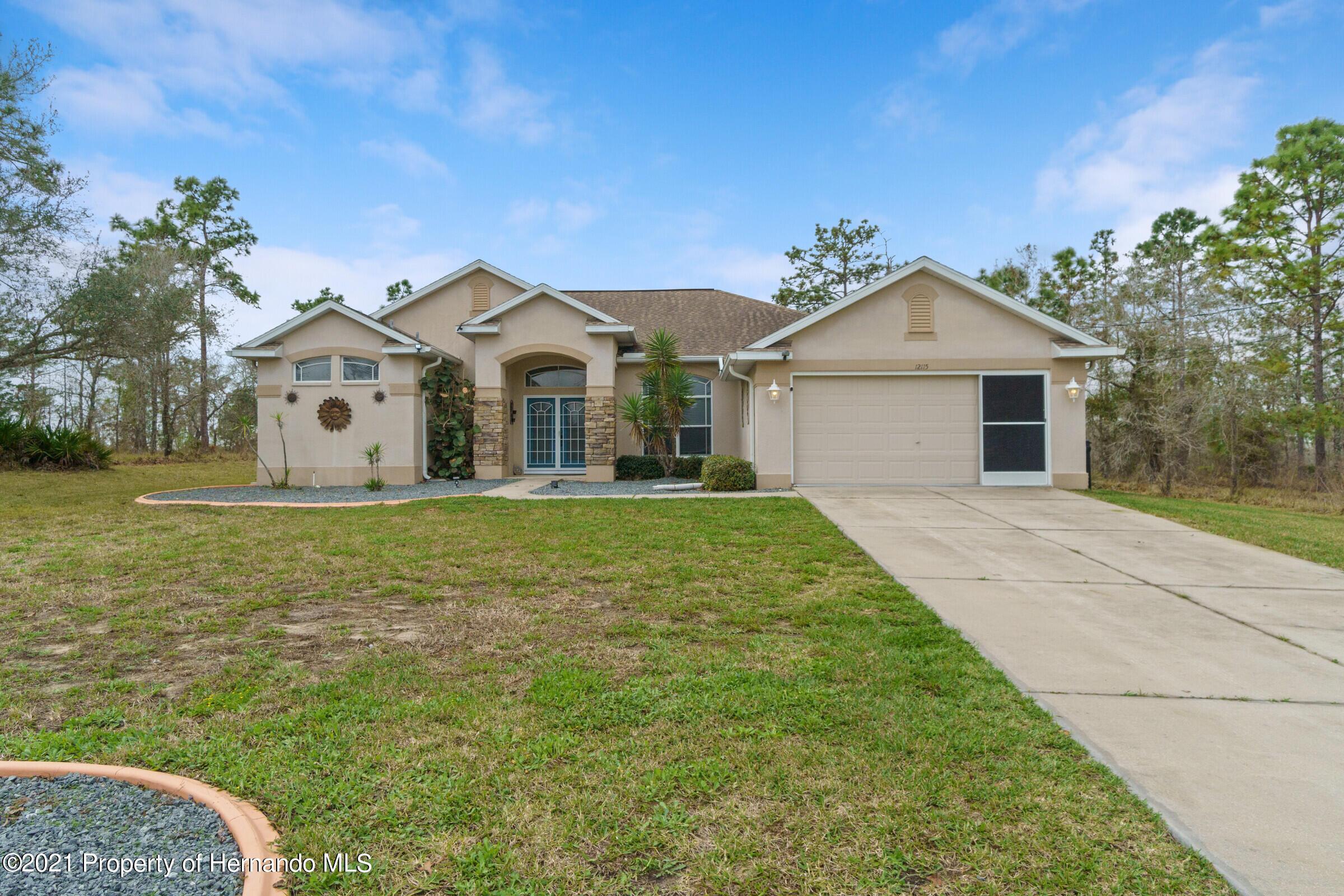 Details for 12115 Everglades Kite Road, Weeki Wachee, FL 34614