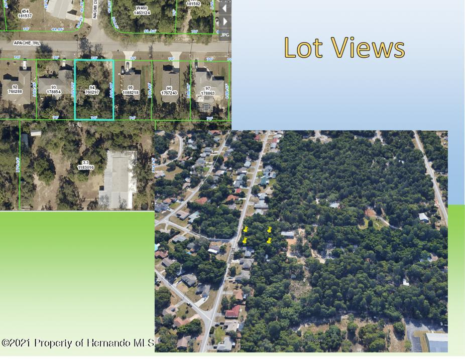 Details for 0 Apache Trail, Spring Hill, FL 34606