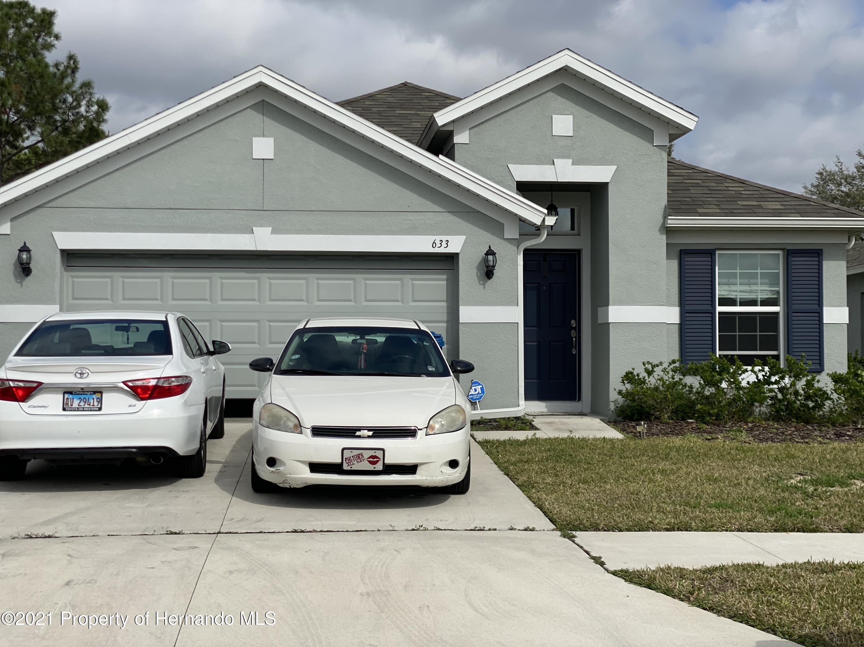 Details for 633 Old Windsor Way, Spring Hill, FL 34609