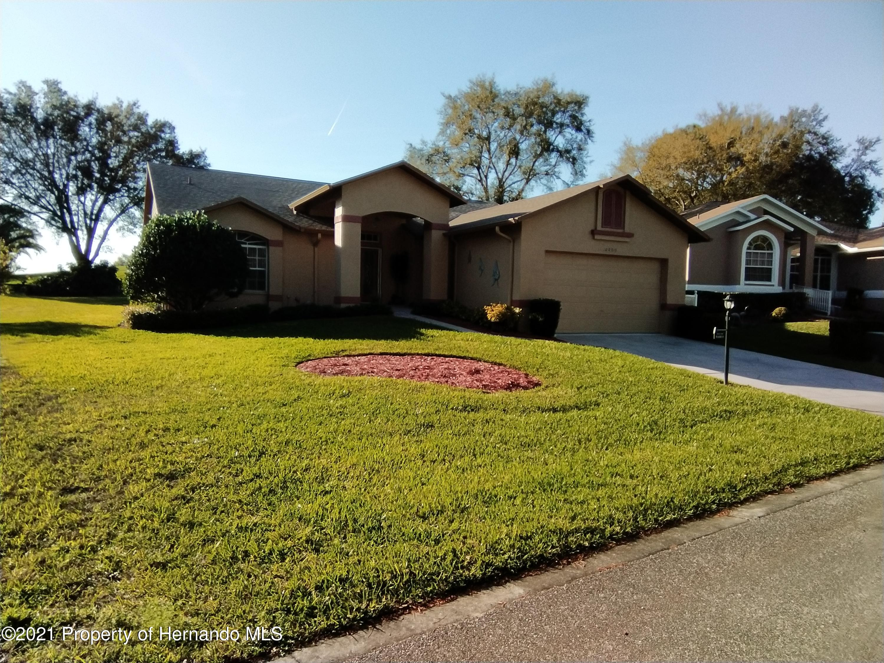 Listing Details for 2209 Terrace View Lane, Spring Hill, FL 34606