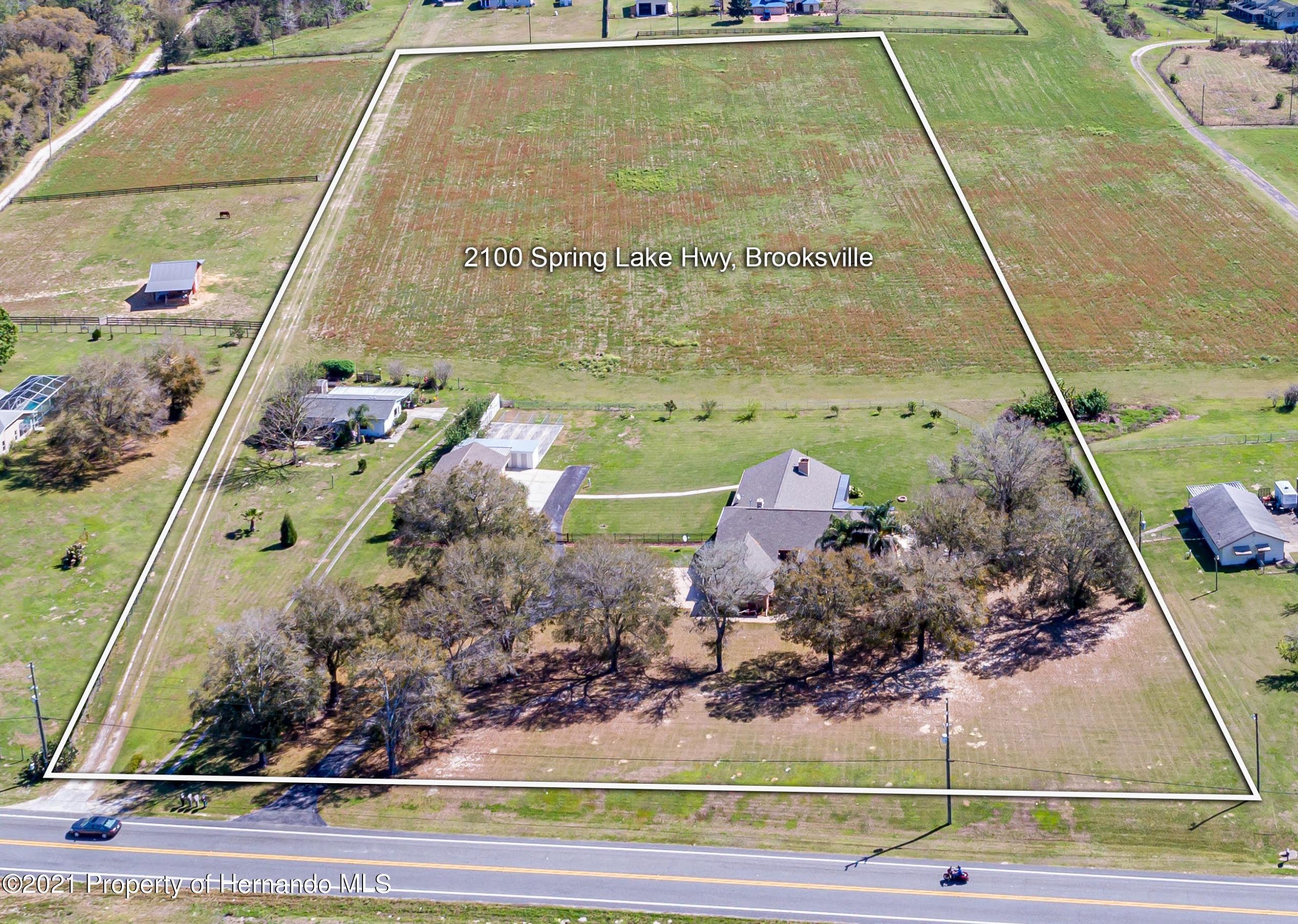 Details for 2100 Spring Lake Highway, Brooksville, FL 34602