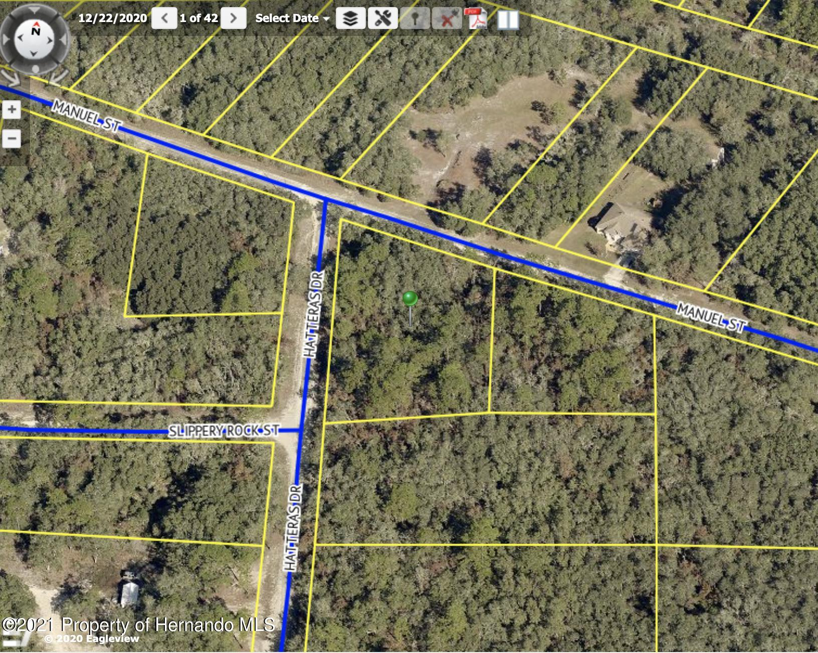 Listing Details for 0 Hatteras Drive, Webster, FL 33597