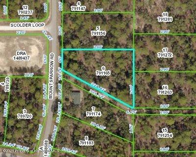 Image 1 of 7 For Lot 6 Mount Sparrow Road