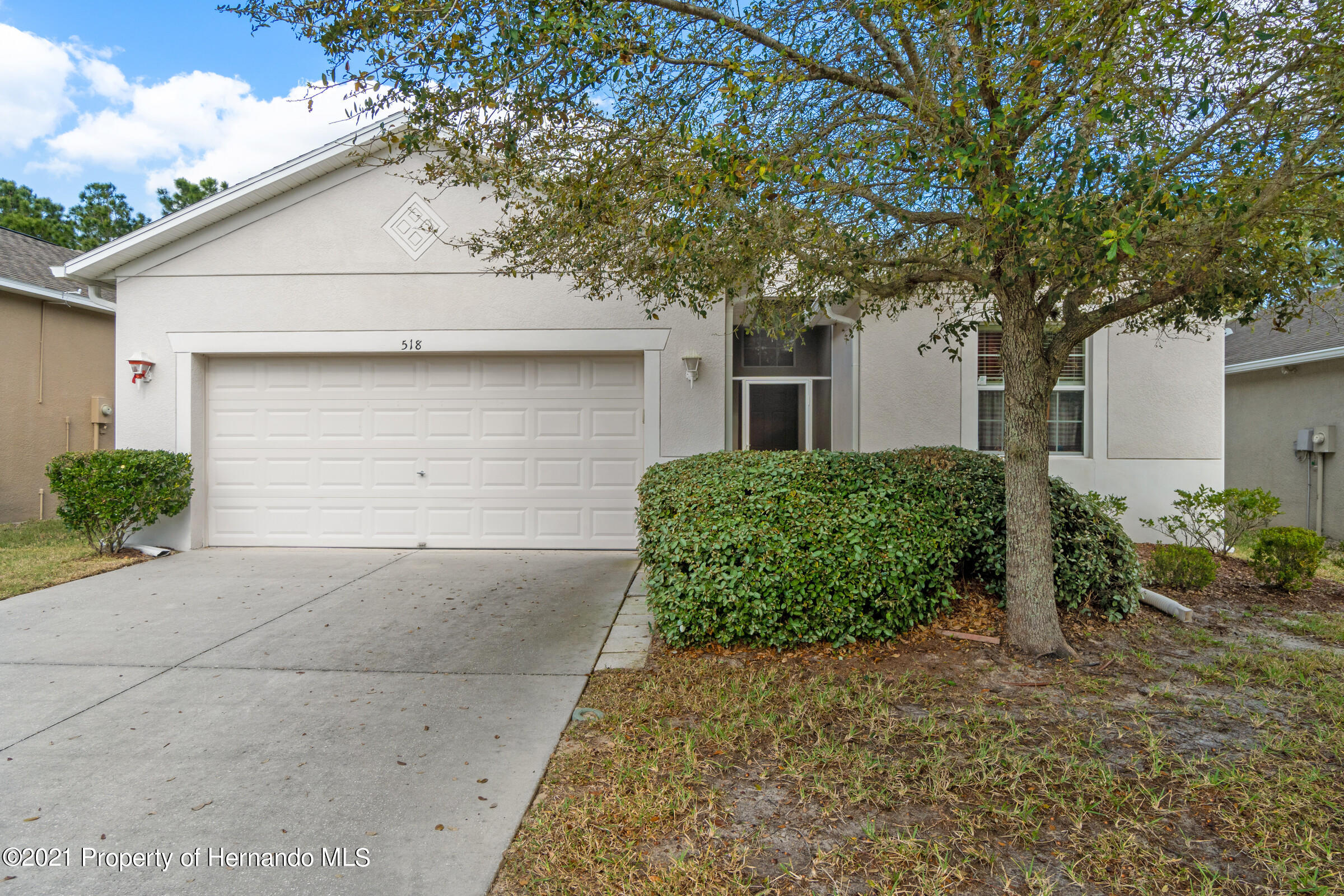 Details for 518 Winthrop Drive, Spring Hill, FL 34609