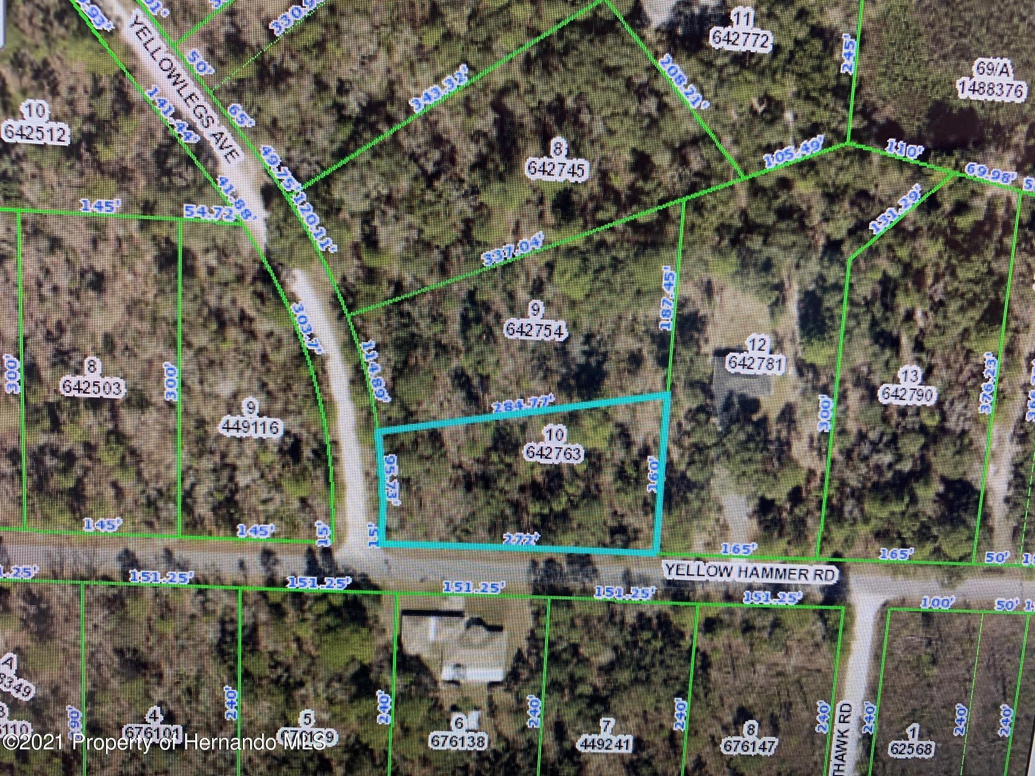 Listing Details for 0 Yellowlegs Avenue, Brooksville, FL 34614
