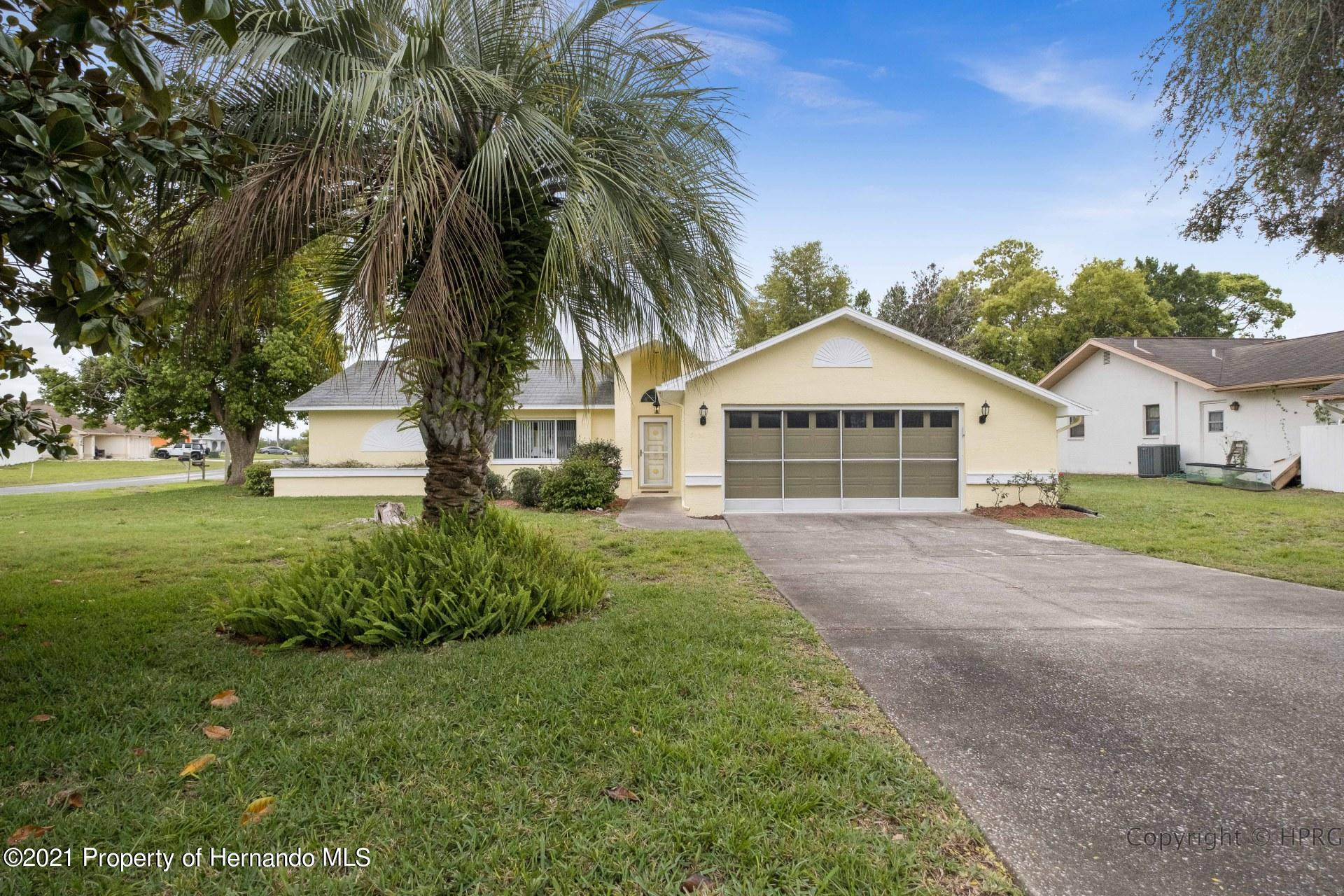 Details for 8196 Berkeley Manor Boulevard, Spring Hill, FL 34606