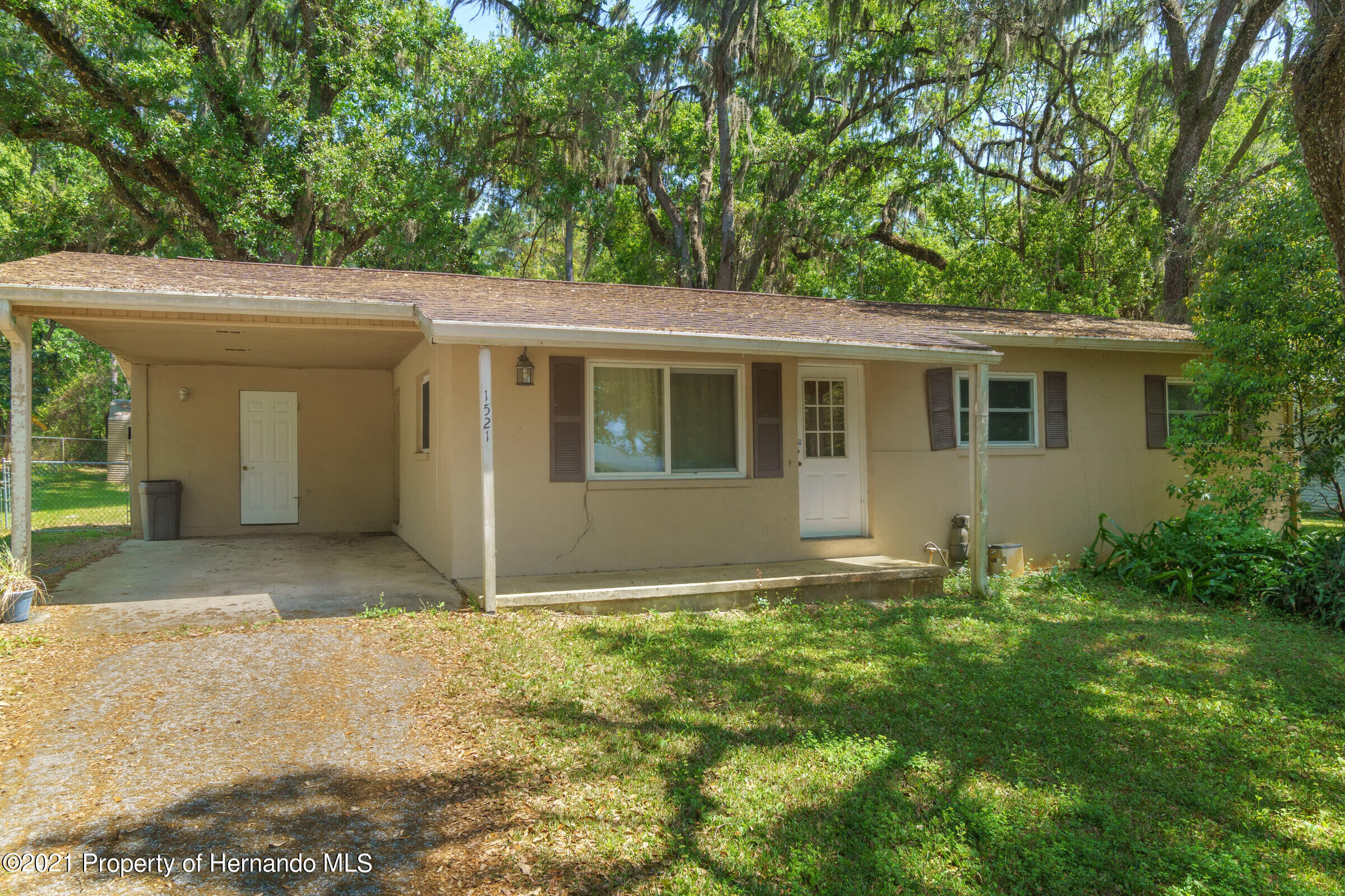 Details for 1521 Sabra Drive, Brooksville, FL 34601