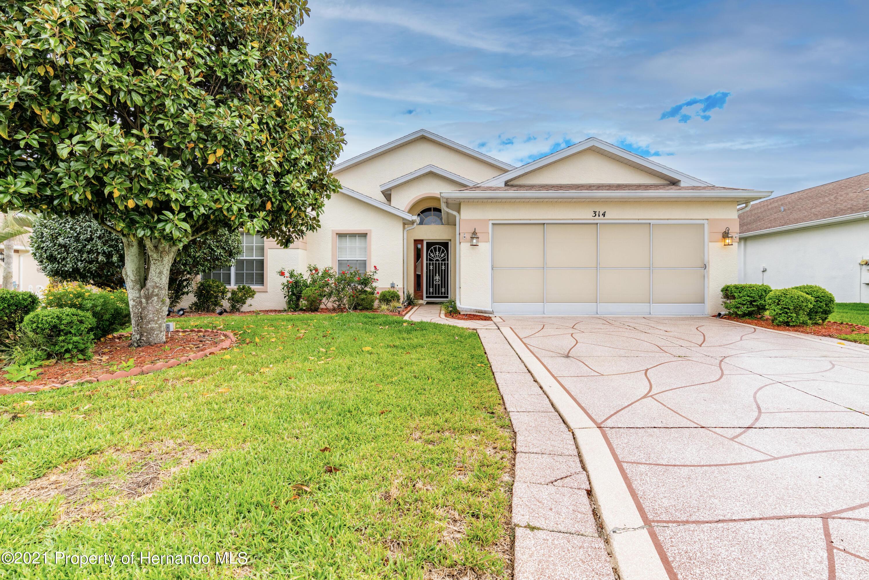 Details for 314 Mcintosh Court, Spring Hill, FL 34609