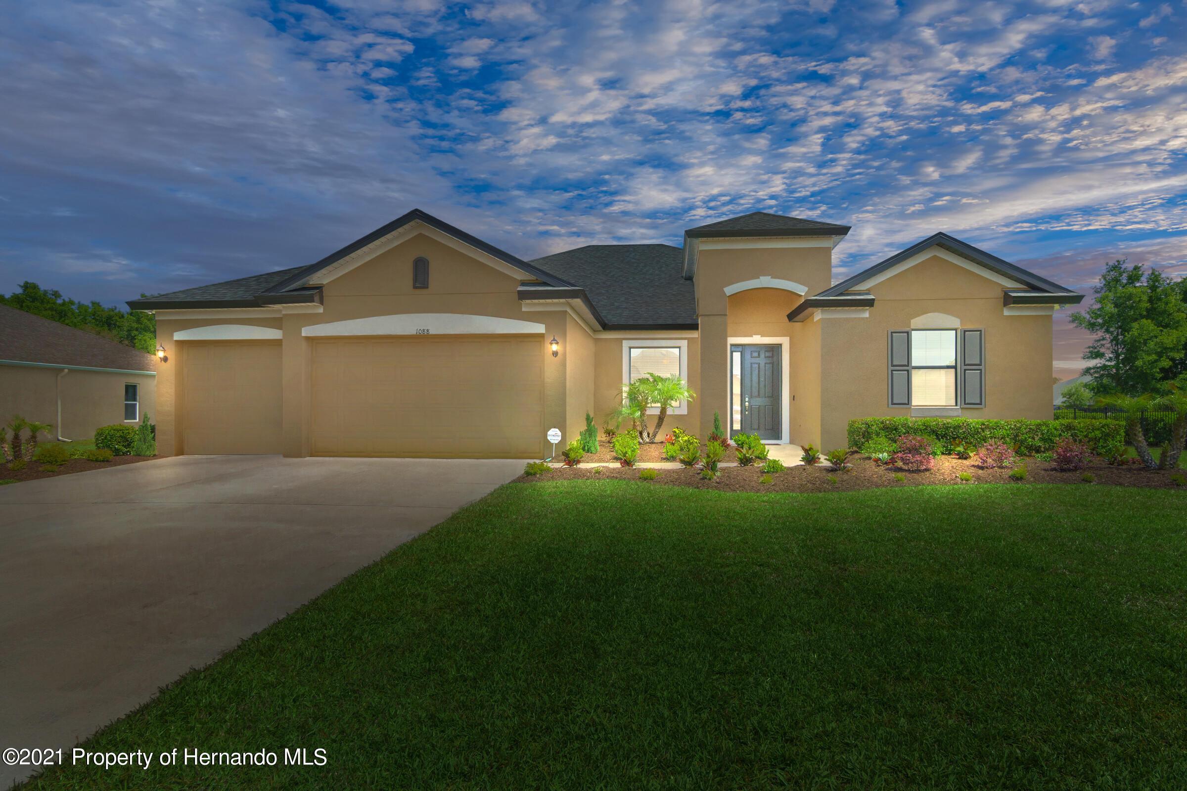 Details for 1088 Belvoir Way, Spring Hill, FL 34609