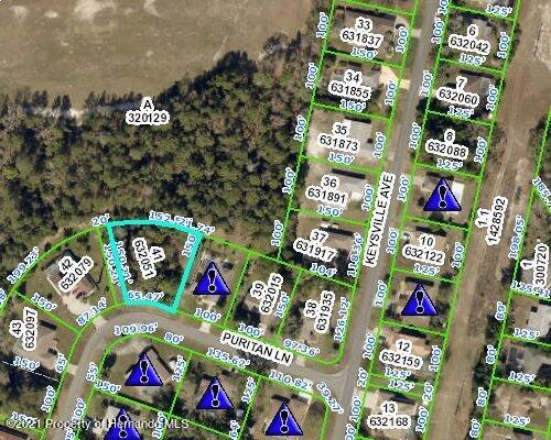 Listing Details for 0 Puritan Boulevard, Spring Hill, FL 34608