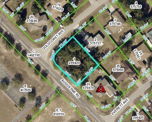 Listing Details for 0 Augustine Road, Spring Hill, FL 34609