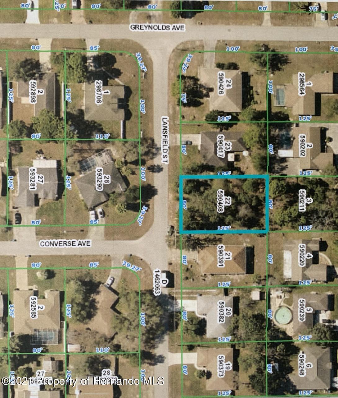 Details for 0 Lansfield Street, Spring Hill, FL 34608