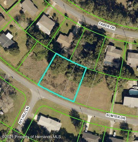 Listing Details for 0 Sumter Drive, Brooksville, FL 34602