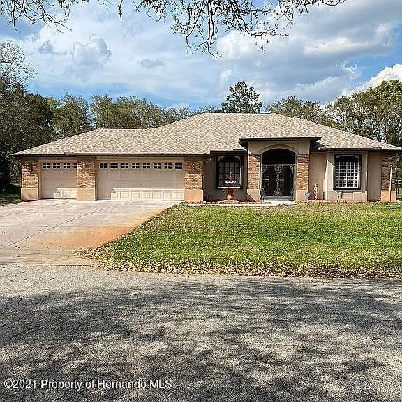 Details for 10439 Rainbow Ridge Court, Weeki Wachee, FL 34613