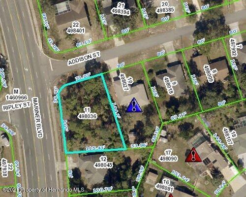 Listing Details for 0 Addison Street, Spring Hill, FL 34609