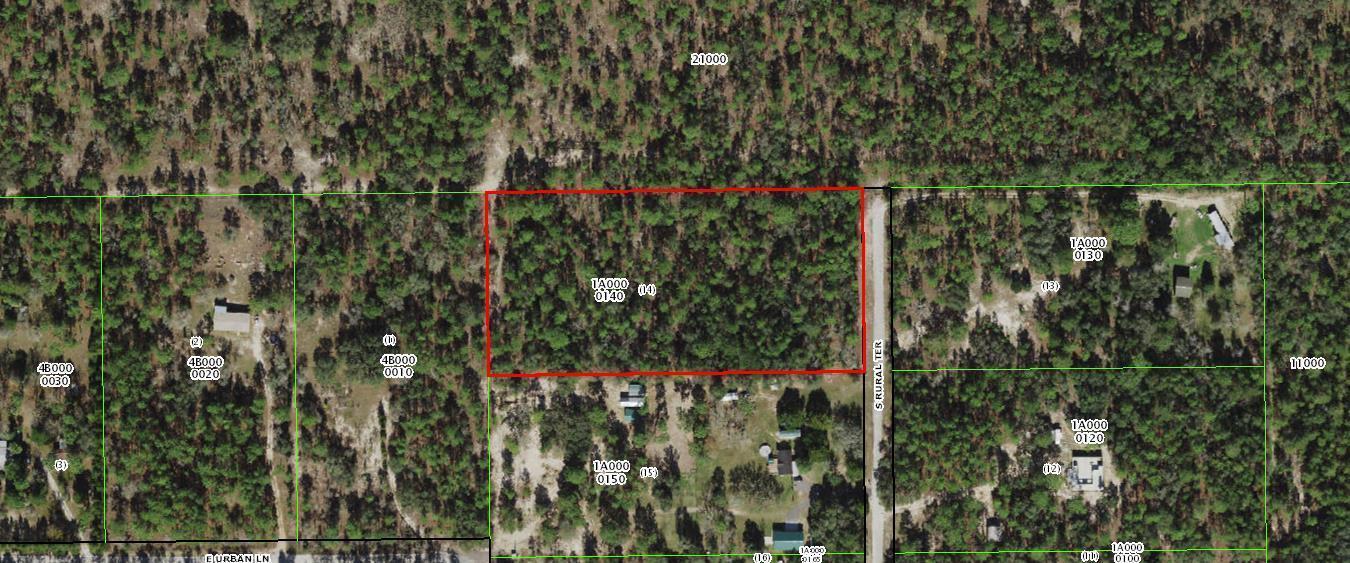 Listing Details for 11532 S Rural Terrace, Floral City, FL 34436