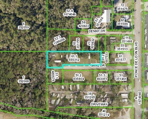 Details for 20219 Ganz Drive, Brooksville, FL 34601