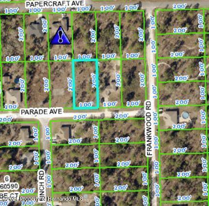 Listing Details for 13069 Parade Avenue, Brooksville, FL 34614