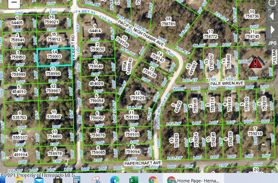 Listing Details for 0 Filbert Road, Brooksville, FL 34614