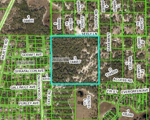 Details for 0 Godwit Lane, Brooksville, FL 34613