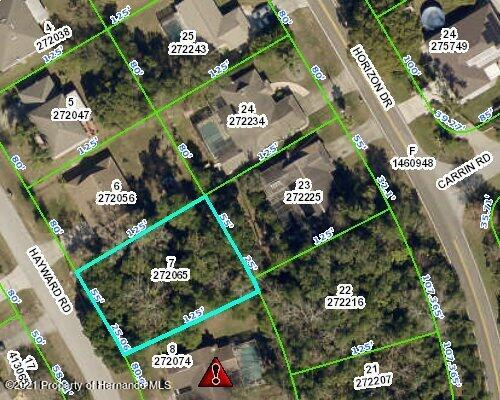 Listing Details for 0 Hayward Road, Spring Hill, FL 34608