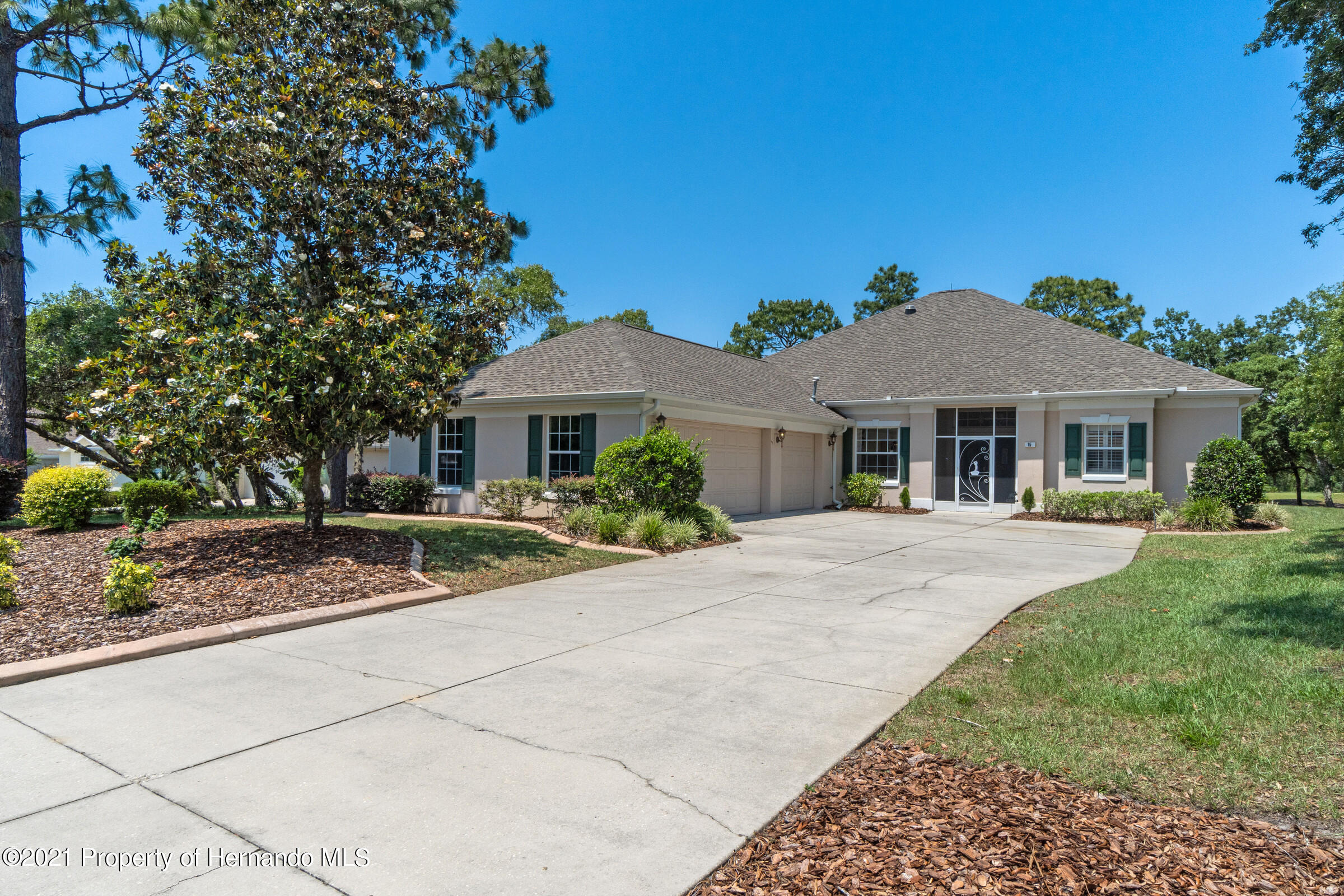Details for 15 Deerwood Drive, Homosassa, FL 34446