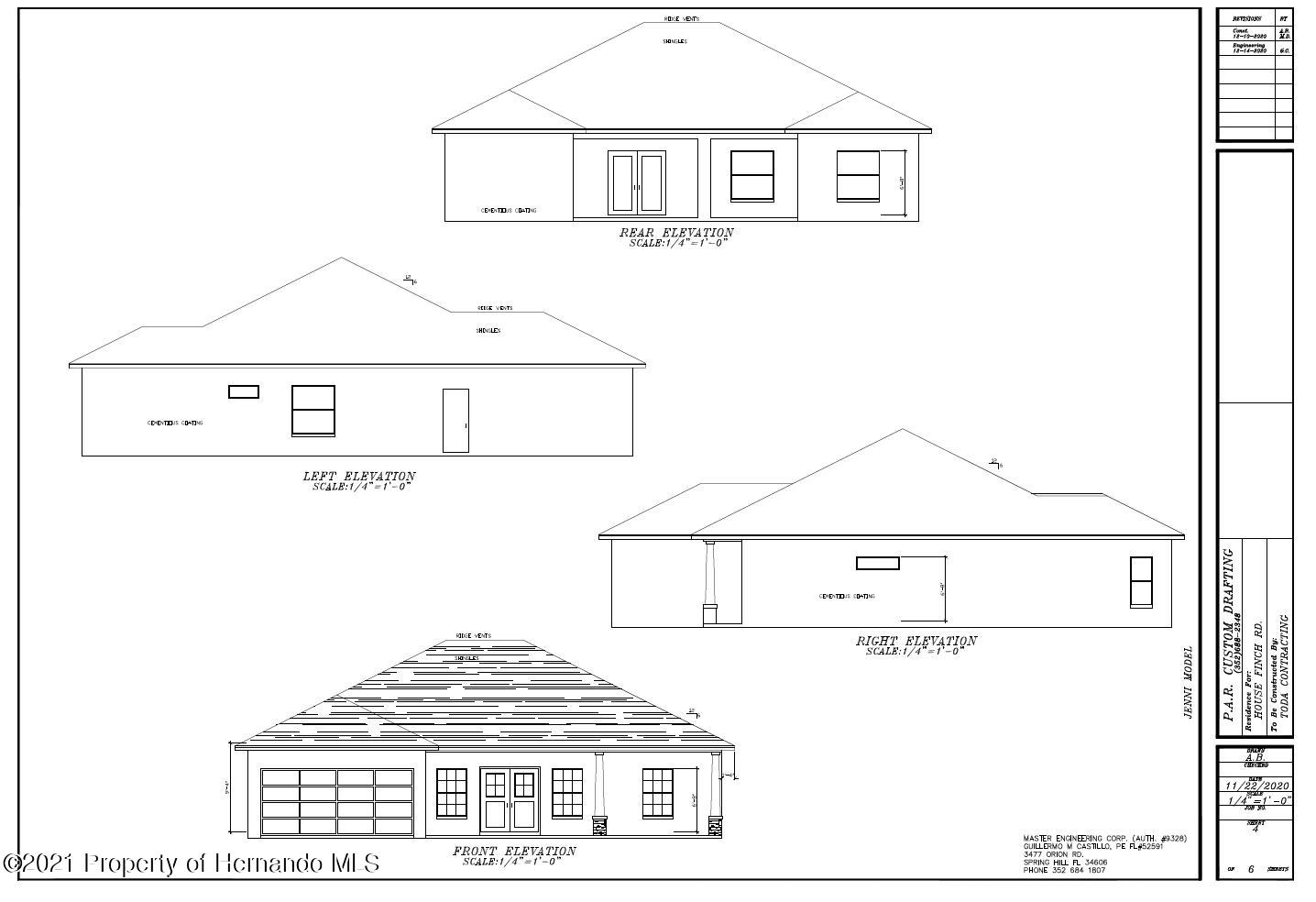 Details for 15014 Duck Hawk Road, Brooksville, FL 34614