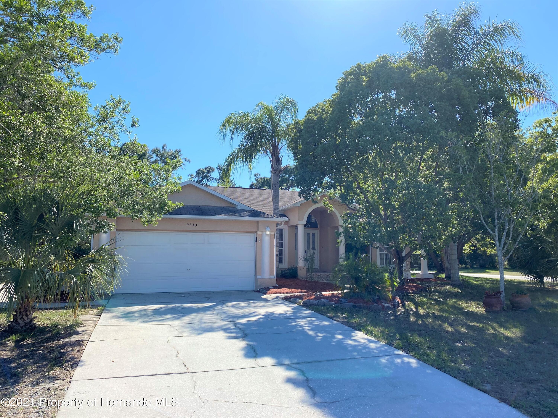 Details for 2333 Arrendonda Avenue, Spring Hill, FL 34609