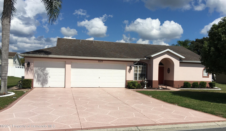 Details for 7377 Botanical Drive, Spring Hill, FL 34607