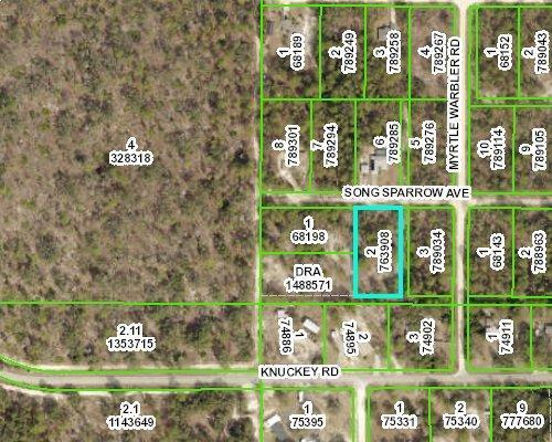 Listing Details for 0 Song Sparrow Avenue, Weeki Wachee, FL 34614