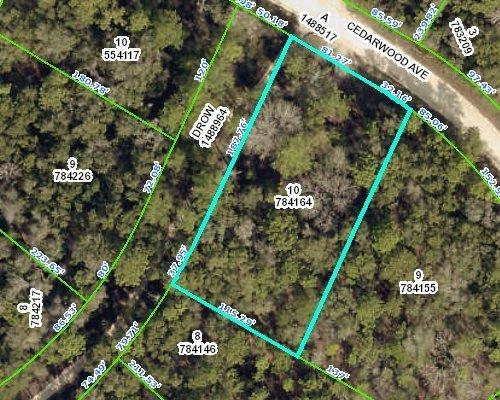 Details for 0000 Cedarwood Avenue, Weeki Wachee, FL 34614